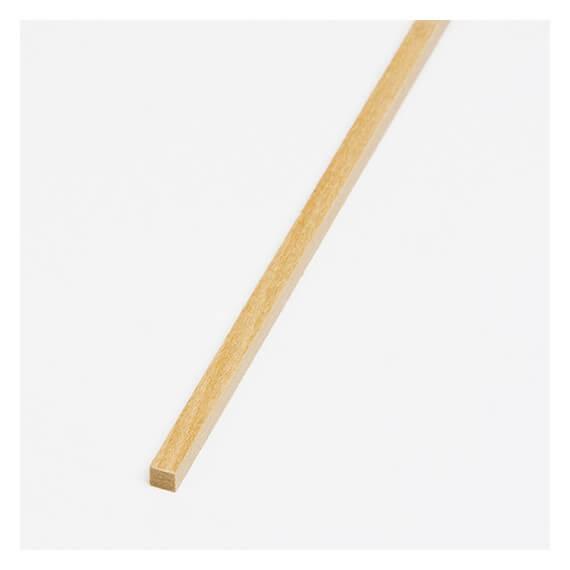 Listello Tiglio 5x5x1000 mm