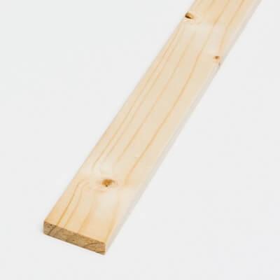 Listello Abete piallato 20x20x1000 mm