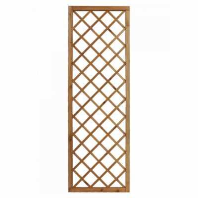 Grigliato in legno autoclave 900x1800 maglia 120 mm