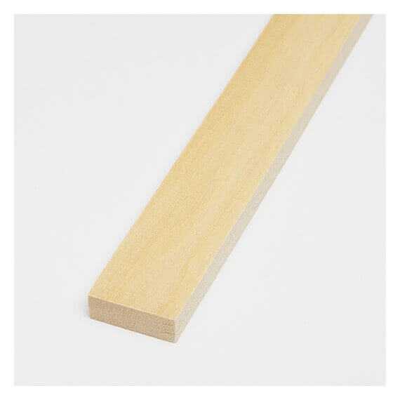 Listello Tiglio 5x20x800 mm
