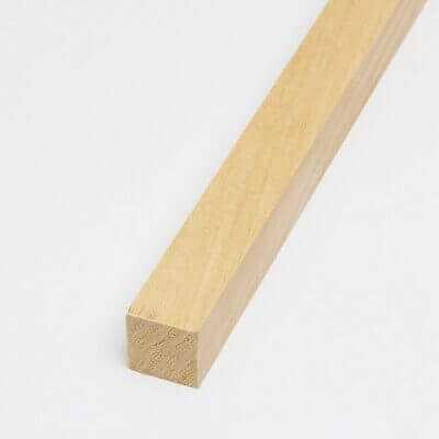 Listello Tiglio 15x15x800 mm