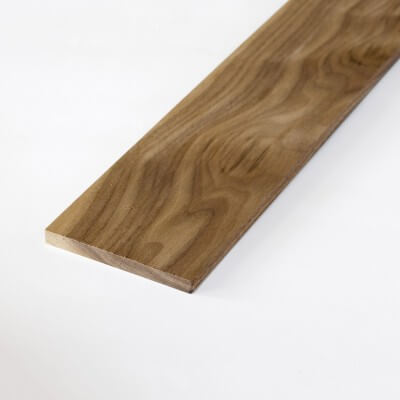Walnut sheet 10x100x1000 mm