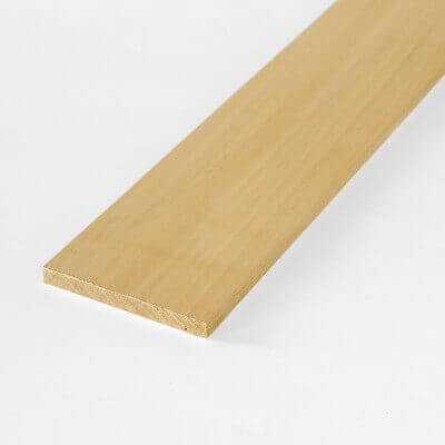 Obeche sheet 3x100x1000 mm