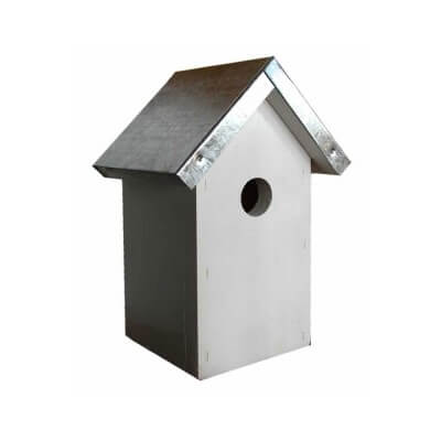 Casetta per uccelli selvatici Gazza