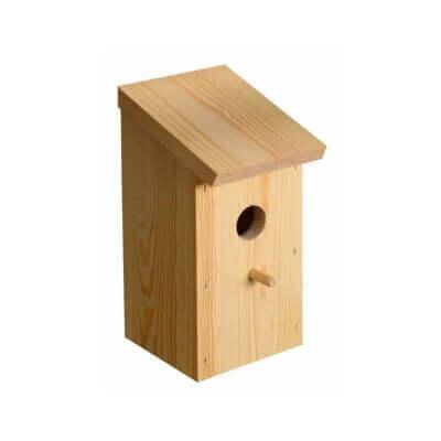 Casetta per uccelli selvatici Tortora
